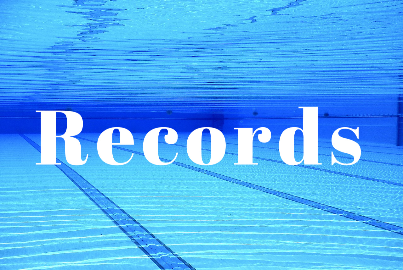 swim records